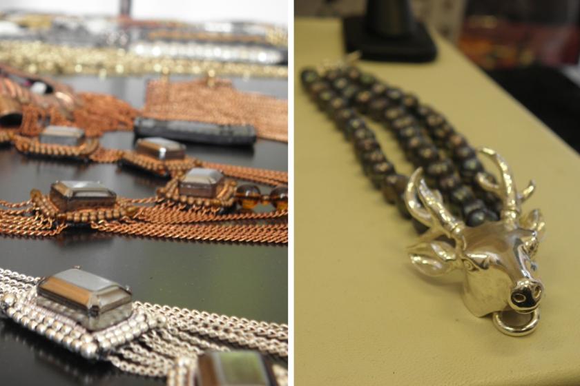 jewellery LFW